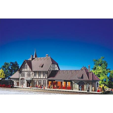 Gare de Schwarzburg Station H0