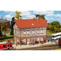 Gare de Warthausen Station H0