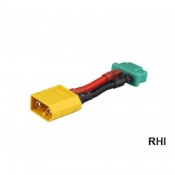 Câble Adaptateur / Adapter cable XT60-plug to MPX-socket