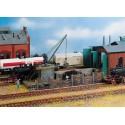 Petit chargeur de charbon / Small coaling station H0