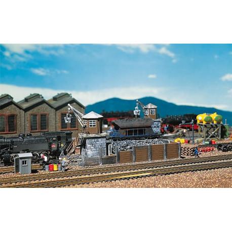 Dépôt de charbon / Coaling station H0
