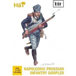 Napoleonic Prussians Sampler 1-72