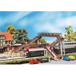 Passerelle pour piétons / Foot bridge H0