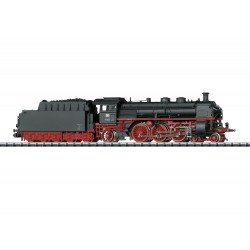 Locomotive àVapeur avec tender séparé / Steam Locomotive 18 505, DCC SON, III N