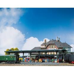 Quai de gare / Platform H0