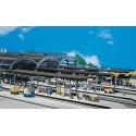 Deux quais de gare / 2 Platforms H0