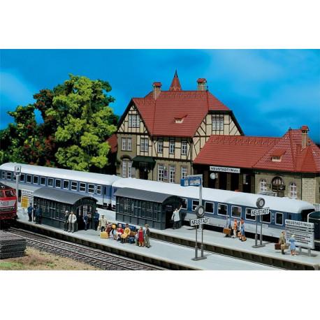 Rallonge de quai / Platform extension H0