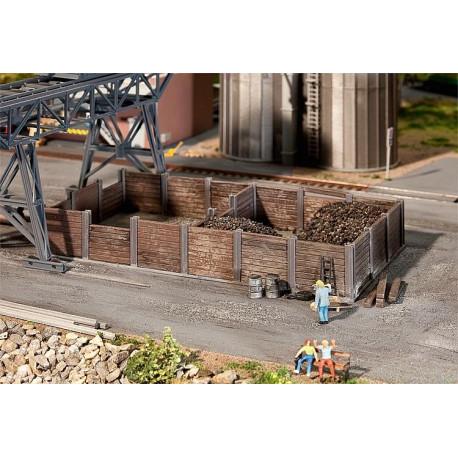 Soutes à charbon / Coal bunkers H0