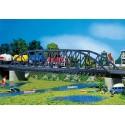 Pont à arche / Arched bridge H0