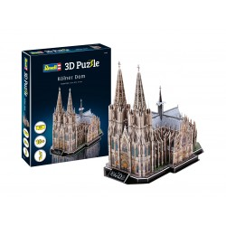 3D Puzzle Cathedrale de Cologne