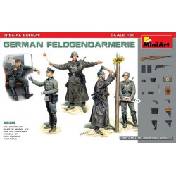 German Fieldgendarmerie 1/35