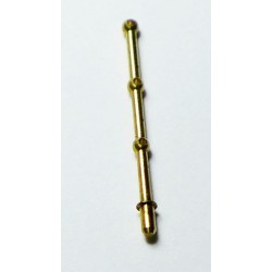 Chandeliers en laiton - 3 filières 40 mm (30 mm longueur utile)