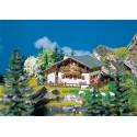 Chalet alpin / Mountain chalet H0
