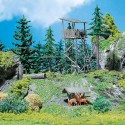 Affût de chasse / Hunter's lookout tower H0