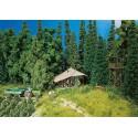 Hutte de montagne / Log cabin H0