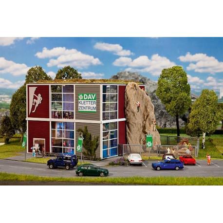 Centre d'escalade DAV Rock-climbing centre H0