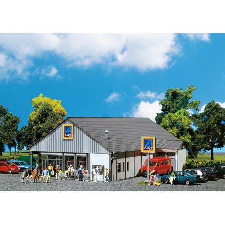 Supermarché ALDI Sud/Nord / Supermarket ALDI South/North H0