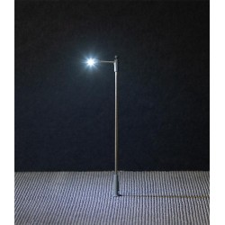 Éclairage public LED, lampe en prolongement / LED Street lighting, pole-integrated lamp H0