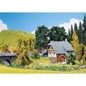 Petite maison de la Forêt-Noire / Small Black Forest house H0