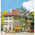 Deux immeubles d'habitation / 2 Town houses H0