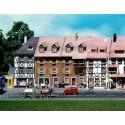 Deux maisons en relief / 2 Relief houses H0
