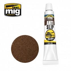 Anti slip paste - Brown Color for 1-35