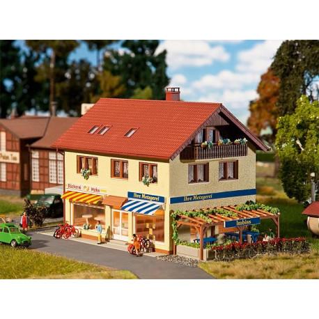 Charcuterie/Boulangerie / Butchery/Bakery H0