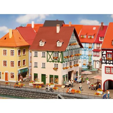 Maison de ville avec passage / City house with passage H0