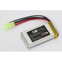 Accu Quadrodrom Lipo 7,4V 1500mAh 11.1Wh District