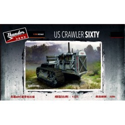 Model US Crawler Sixty 1/35