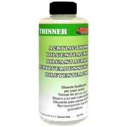 Thinner acrylique 250 ml