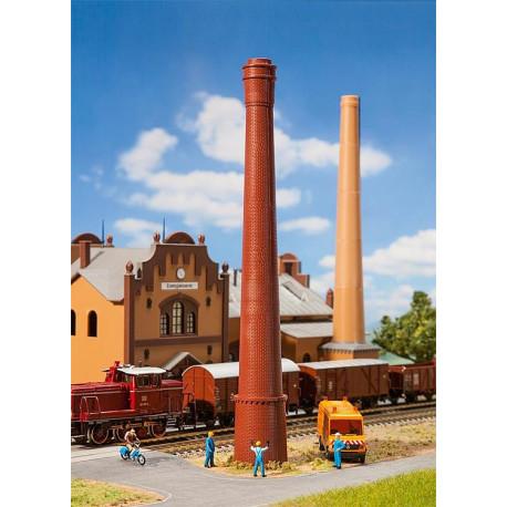 Cheminée d'usine / Smoke stack H0