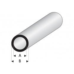 Tube plastique 1000 * 2 * 4 mm