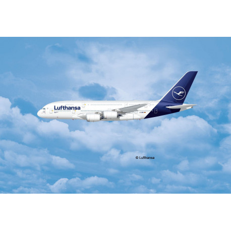 Airbus A380-800 Lufthansa Nelle 1/144