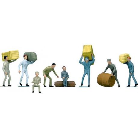 Conducteurs, manutentionnaires société de transport / Driver, transport worker H0