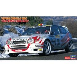 Toyota Corolla WRC 2000 1/24