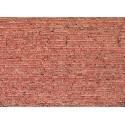 Plaque de mur klinkers H0
