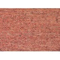 Plaque de mur Klinkers / Wall card, Clinker brick H0