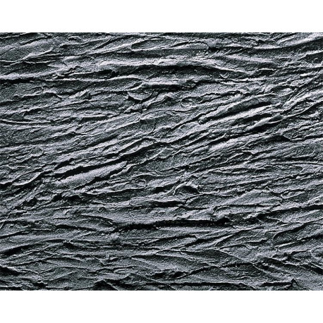 Dalle décorative structure de rochers / Decorative sheet Pros tunnel tube, Rock structure H0