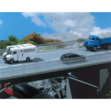Clôture de protection 1260mm / Protective fence, 1260 mm H0