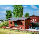 Halle de marchandises / Freight shed N