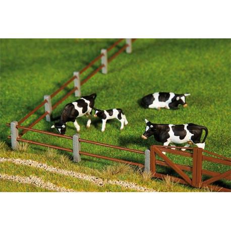 Clôture d'enclos 876mm / Paddock fence II, 876 mm H0