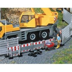 1242 mm Faller 180428 h0 modernes barrière