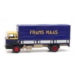 Camion DAF, Cabine 1970, Frans Maas H0