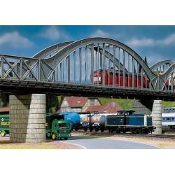 Pont arqué / Arch bridge H0