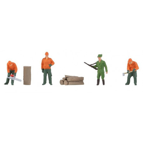 Ouvriers forestiers / Forestry workers H0