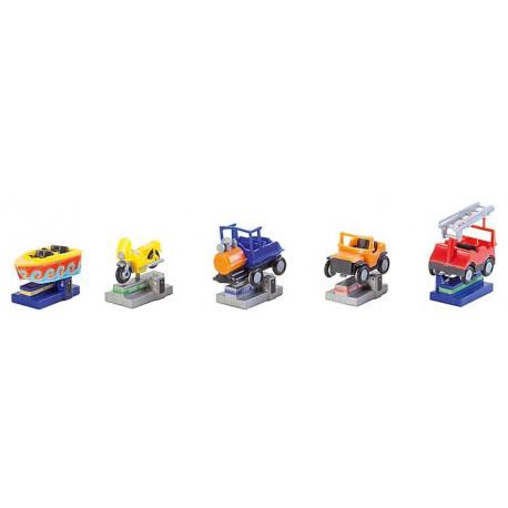 Manèges pour enfants / Kiddie Rides Rocking automats H0