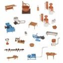 Accessoires agricoles / Agricultural accessories H0