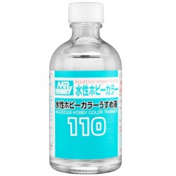 Aqueous Thinner 110 110ml