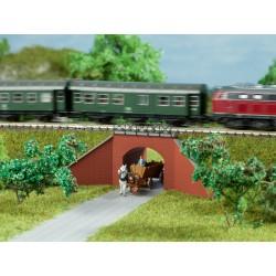 Passage sous voie ferrée / Underpass N